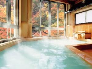 檜風呂 (紅葉 )ジャラン